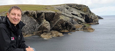 Between Weathers Director Jim Brown on Fetlar